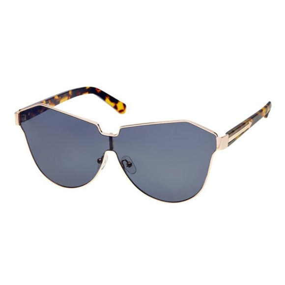 831286561e2 Karen Walker Cosmonaut Cat Eye Sunglasses